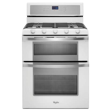 white whirlpool oven electric ranges electric