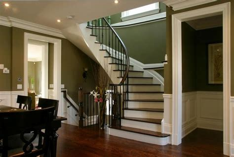 open staircase to basement curved staircase and open basement my future home