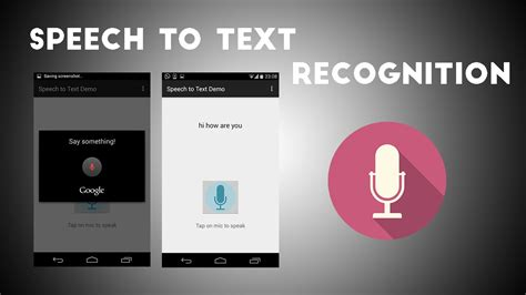 android text to speech tutorial android studio youtube speech to text app tutorial using in built feature