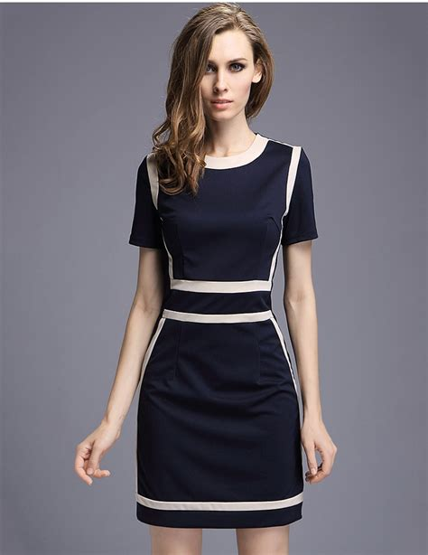 Simple Office Dress Styles