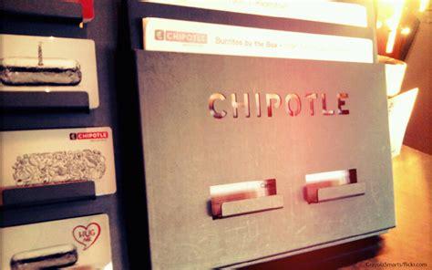 Chipotle Gift Card Promotion - 9 secret ways to save money at chipotle gobankingrates