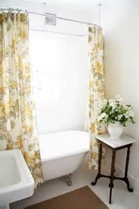 shower curtain clawfoot tub bathroom inspiring schemes of shower curtain for