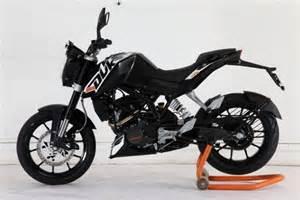 Ktm Duke 200 R 2015 Ktm Duke 200 Receives Updates But No Slipper Clutch