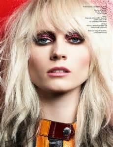 Shoo Nature Oriflame 70s hair makeup images makeup daily