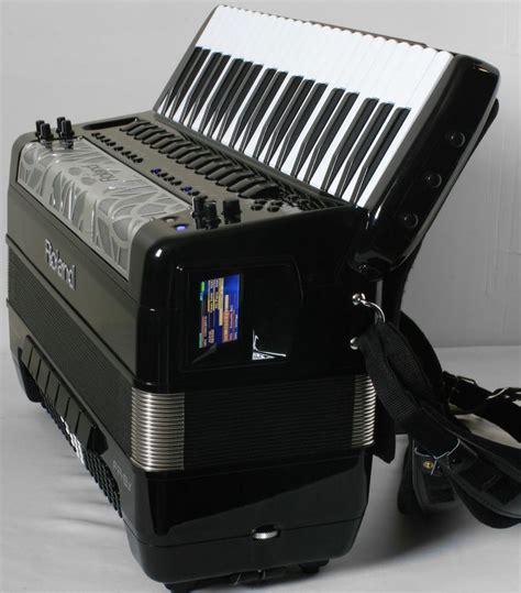 roland fr  bk acordeon electronic balkan  dallape extensions  lei