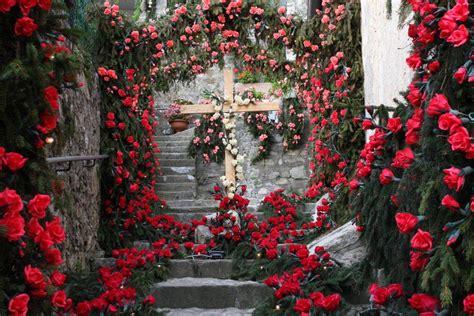festa dei fiori monte isola festa di santa croce hotel ristorante miranda lago iseo