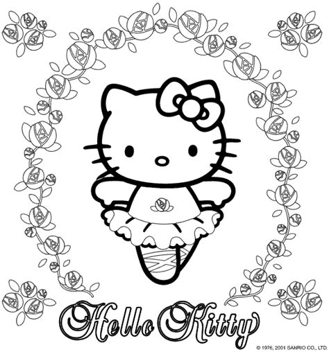 coloring pages for adults hello kitty hello kitty coloring pages on coloringpagesabc com