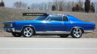 1972 monte carlo pro tour ss ls1 boyd fuel injected ready 4 car shows