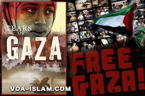 film tersedih menguras air mata film tears of gaza di maskam undip menguras air mata