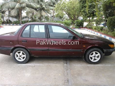 mitsubishi lancer 1990 for sale in karachi pakwheels used mitsubishi lancer 1990 car for sale in karachi 458774 pakwheels
