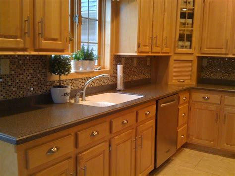 Kitchen Backsplash On A Budget Kitchen Backsplash On A Budget Contemporary Kitchen