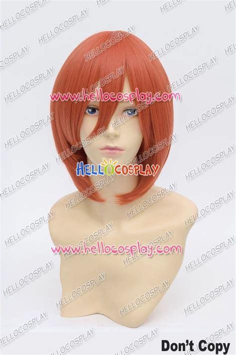 Gintama Kagura Wig gintama gin tama kagura wig orange layered