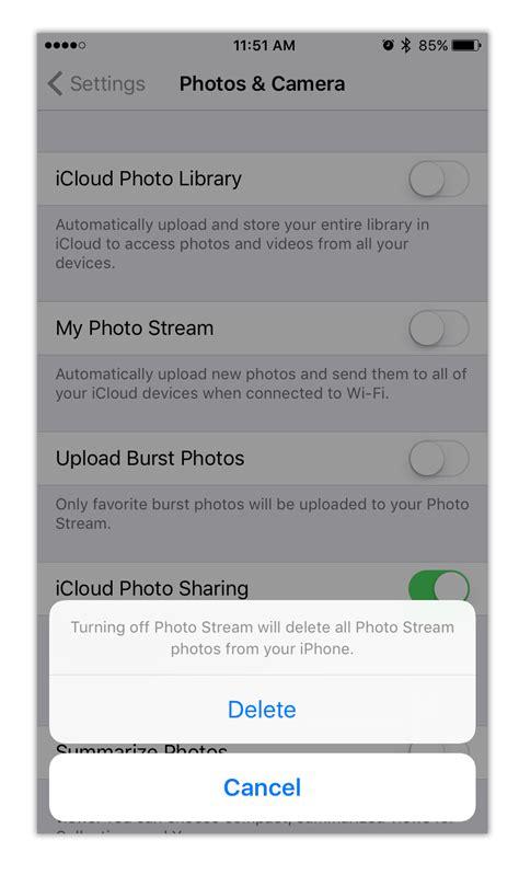 iphone icloud how to access icloud photo library nektony