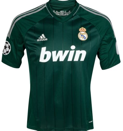 Kaos Bola Real Madrid Ori Jual Kaos Bola Jersey Jersey Real Madrid Away 3rd 2012