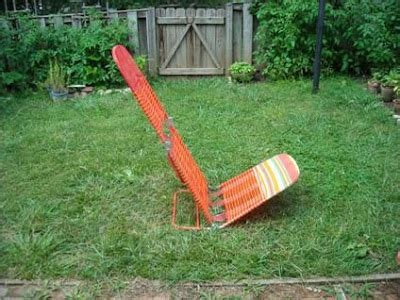Lawn Chair Boat by Itchy Third Eye Yogadawg S Lawn Chair Poses