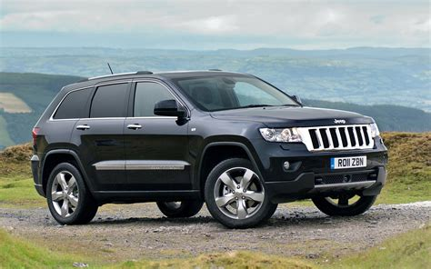 Jeep Uk Jeep Grand Uk Version Wallpapers And Images