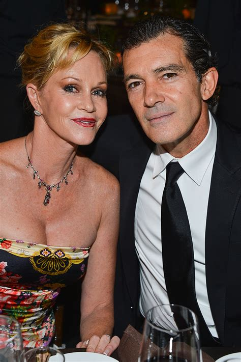 Melanie Griffith Looks Like Hell by Antonio Banderas Will Melanie Griffith Until The