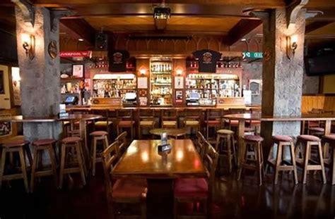 Pub Interior Ideas by Custom Home Plans Pub Interior Design