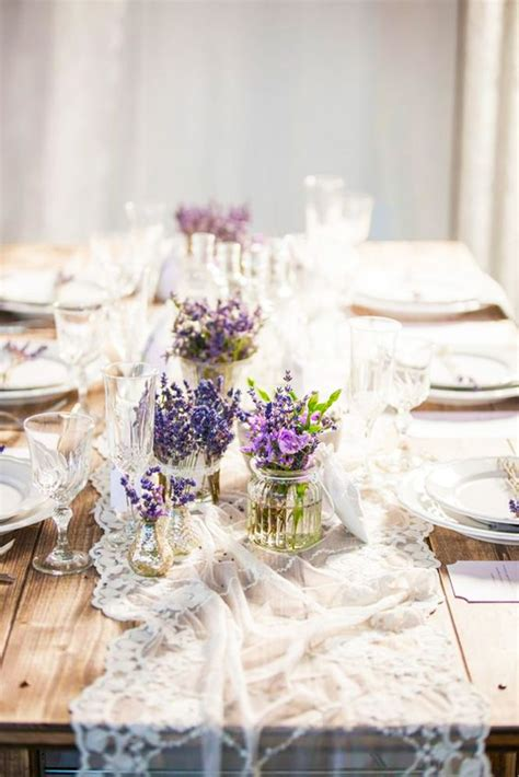 Lavender Wedding Decorations by 25 Best Ideas About Lavender Centerpieces On