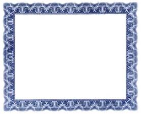 clip templates certificate border clipart clipartsgram