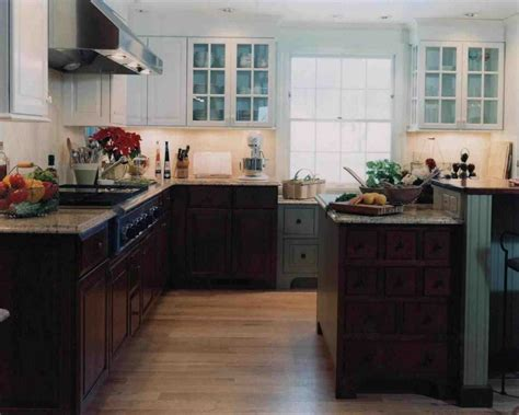 kitchen cabinets upper black lower and white upper kitchen cabinets temasistemi net
