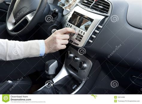 Car Upholstery Trimmers by Modern Car Interior Trim Stock Image Image Of Model