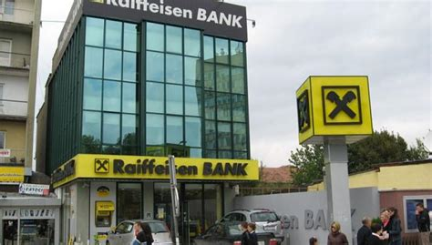 reifaisen bank raiffeisen bank reduces number of employees economy