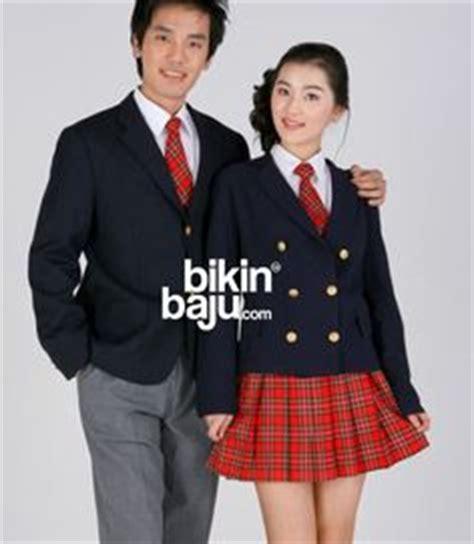 desain dress korea model seragam resepsionis karyawan hotel terbaru model