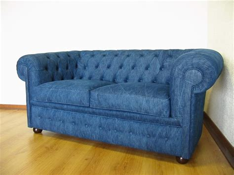 denim chesterfield sofa chesterfield sofa in jeans denim future home pinterest