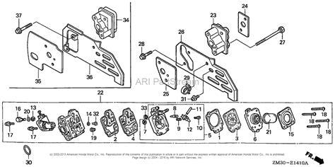honda engines gx tapa engine jpn vin gcag   gcag  parts diagram