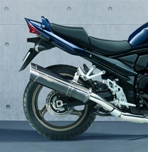 Suzuki Gsx1250fa Accessories Suzuki Gsx650f Gsx1250f Abs Yoshimura Slip On Exhaust