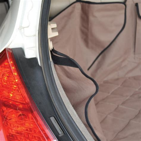 Quilted Cargo Cover by K H Quilted Cargo Cover