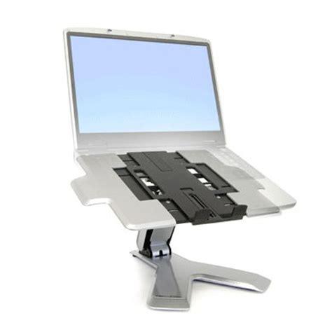 bureau pour pc portable ergotron neo flex support de bureau pour pc portable
