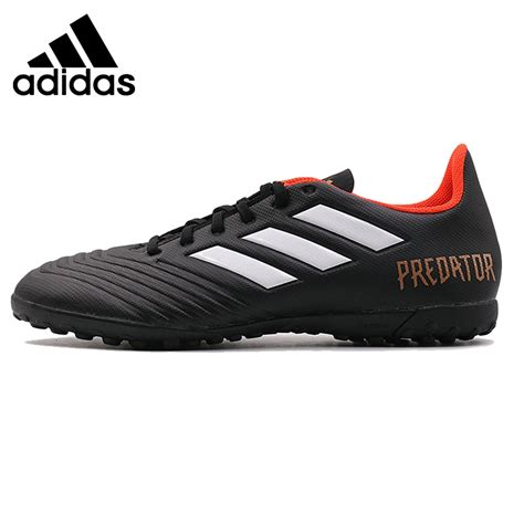 original new arrival 2018 adidas predator 18 4 tf s football soccer shoes sneakers in