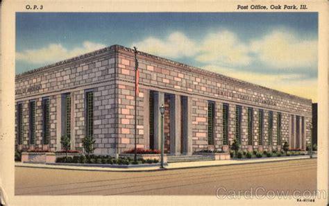 Oak Park Post Office by Post Office Oak Park Il