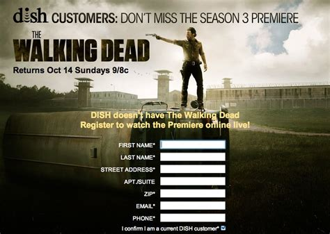 amc live streamed preacher on live business insider the walking dead season 3 premiere business insider