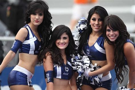 edecanes y porristas sexys im 225 genes taringa chicas sexys del futbol mexicano cuartos de final