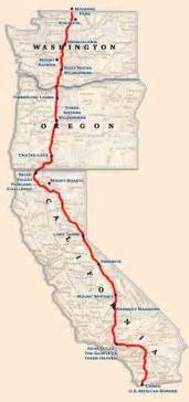 what is the pacific crest trail