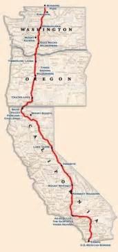 pacific crest trail map oregon post grad pct archives page 2 of 2 pacific crest trail
