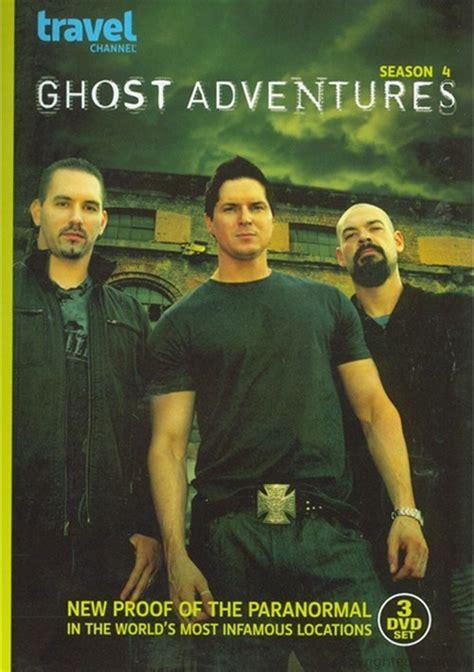 film ghost adventures ghost adventures season 4 dvd dvd empire