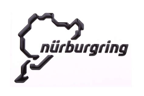 Lustige Porsche Aufkleber by N 252 Rburgring 3d Sticker New Logo Stickers Patches