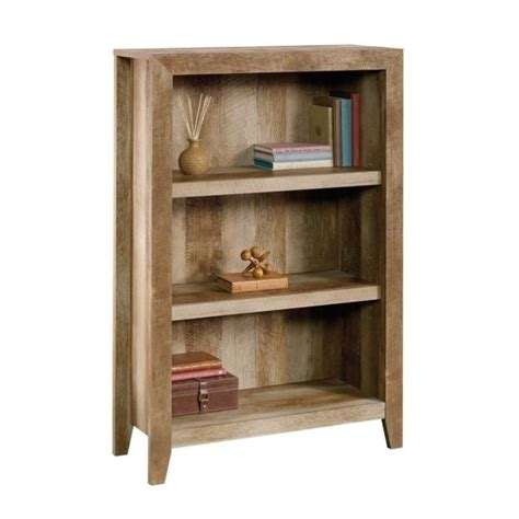 craftsman bookcase 3 shelf bookcase in craftsman oak 418531