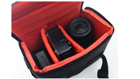 Tali Kamera Dslr For Nikon High Quality eos tas selempang kamera dslr for canon nikon black