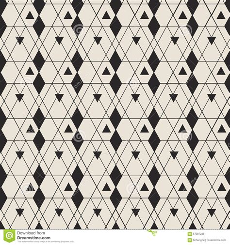 pattern geometric elegant geometric elegant seamless pattern background stock vector