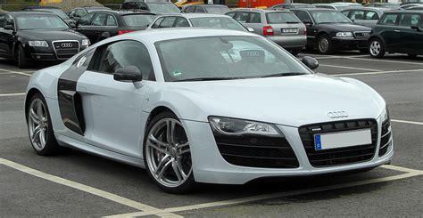 File:Audi R8 V10 ? Frontansicht, 13. März 2011, Wuppertal