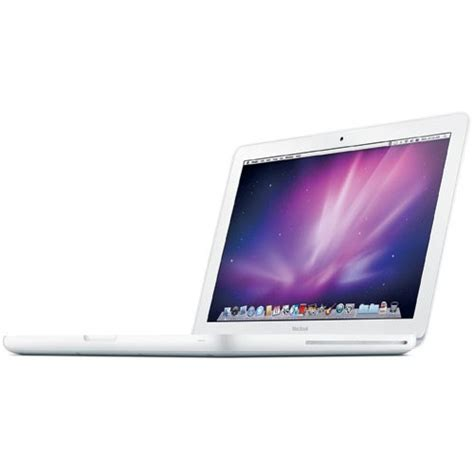Laptop Apple Macbook 2 Duo apple macbook a1342 13 3 quot laptop intel 2 duo 160gb hdd 2gb ram os x 10 7 slightly used