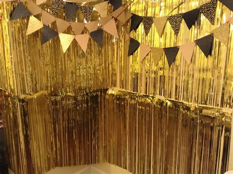 prom theme names with gold gold photo booth for my gatsby party diy pinterest