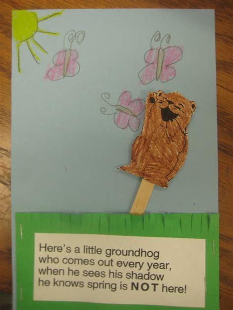 groundhog day kindergarten kindergarten smiles groundhog day