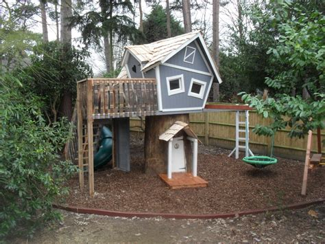 crooked tree house plans crooked treehouse superior play enchanted creations playhouses treehouses