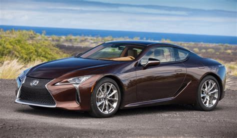 2019 Lexus Lc by 2019 Lexus Lc 500 Convertible Auto Car Update